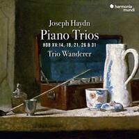 Trio Wanderer - Haydn, Piano Trios (NEW CD)