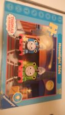 Ravensburger Thomas The Train Moonlight Ride Percy 100pc Jigsaw Puzzle Complete