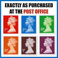 BRAND NEW 1st 2nd Class Postage Stamps SMALL & LARGE First Second DISCOUNT SALE