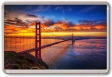 Golden Gate Bridge Fridge Magnet 03