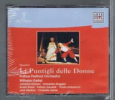 SPONTINI 2 CDS SET NEW LI PUNTIGLI DELLE DONNE WILHELM KEITEL
