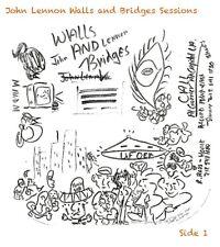 JOHN LENNON Walls and Bridges Sessions  2 CD Set