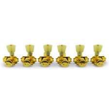Krglnc-3-Gp Kluson® Revolution, G-Mount, Non-Collared Tuning Machines, Gold