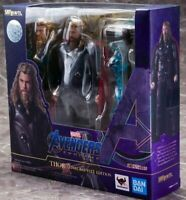 MARVEL Avengers Endgame THOR Final Battle Version SH Figuarts Bandai Tamashii