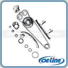 Fits 98-04 Nissan  Altima Frontier Xterra KA24DE 2.4L Engine Timing Chain Kit