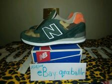 "New Balance x Ball and Buck US574 M1 "" Camo / Mountain Green "" size 8 DS RARE OG"