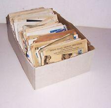Caja con viejos cartas muy cosas demuestran * en todo el mundo!