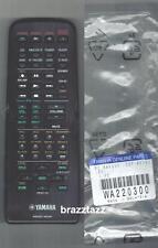 New Genuine Yamaha Remote Control RAV300  HTR-5630 HTR-5730 RX-V350 YHT-150