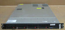 HP ProLiant DL360 G6 1x Xeon E5520 2.26GHz 12GB Ram 146GB HDD P800 Server