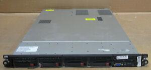 HP ProLiant DL360 G6 1x Xeon E5520 2.26GHz 12GB Ram 146GB HDD P800 Server