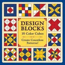 Bpz Design Blocks/16 Cubes (2014, Gebunden)