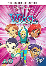 W.I.T.C.H. - Series 1, Volume 2 (DVD) . FREE UK P+P ............................
