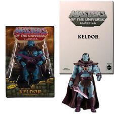 MASTERS OF THE UNIVERSE CLASSICS - KELDOR - MATTEL