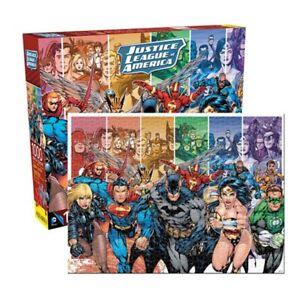 1000 Piece Jigsaw puzzles.  DC Comics - Justice League.