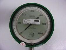 3D Instruments Precision Direct Drive Gauge 6000 PSI