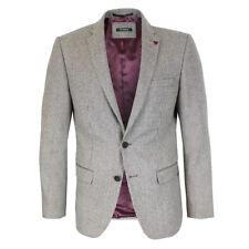 Roy Robson-braun/hellbeige Tweed Blazer - 48R - * NEU mit Etikett * UVP £ 199