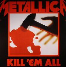 METALLICA - Kill 'Em All (remastered) - Vinyl (LP)