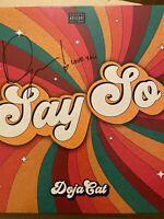 NEW SUPER RARE Doja Cat - Say So Vinyl SIGNED