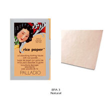 Palladio Rice Paper Rpa3 Natural 10g