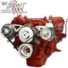 Mopar Big Block Serpentine Pulley Conversion Kit 426 440 Chrysler Power Steering