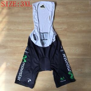 Mens cycling bib shorts cycling shorts cycling bib pants Cycling Shorts Size 3XL