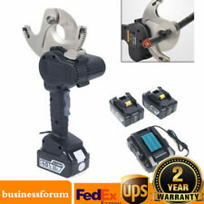 110v Electric Cable Cutter For Copper Aluminum Cable Acsr Cable Withbattery Usa