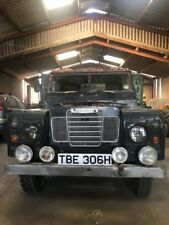 Land Rover Series 2a Tax and Mot exempt (Restoration Project)