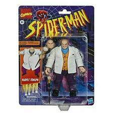 "Marvel Legends Retro Collection Spider-Man Kingpin Action Figure 6"" NEW IN STOCK"