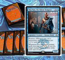 mtg RED WHITE BLUE JESKAI DECK Magic the Gathering rare cards