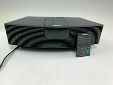 New listing Bose Awr1-1W Wave Radio Music System With Remote, Working Condition
