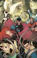 SPIDER-MAN #15 TORQUE RESURRXION VARIANT MILES MORALES X-MEN MARVEL