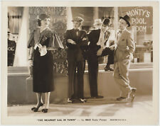 Pert Kelton + James Gleason Vintage 1934 Still Photo THE MEANEST GAL IN TOWN