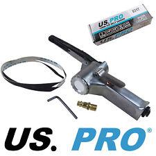 US PRO 10mm Air Belt File Finger Sander 8317
