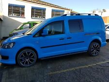 Vw Caddy Side Windows Van Conversions