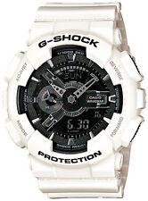 G-Shock Mens White & Black Large Case. G-Shock Favourite. Look Smart. GA110GW-7A