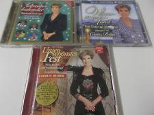 40554 - VOLKSTÜMLICHE WEIHNACHTEN PRÄSENTIERT VON CAROLIN REIBER - 3 CD ALBEN