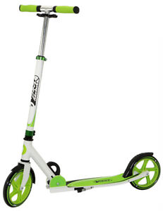 Ausstellungsstück: Best Sporting City-Scooter 205 weiß/grün 30416 Roller City