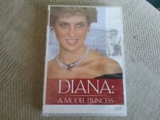 Diana - A Model Princess (DVD) new freepost
