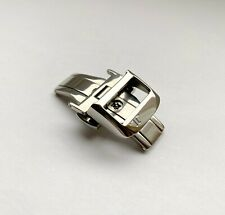 18mm Stainless Steel Deployment Buckle-Clasp For JLC Jaeger lecoultre