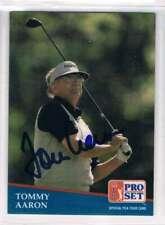 1991 Pro Set #233 Tommy Aaron NM MT Auto RC