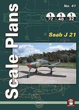 Scale Plans 41: Saab J 21 by , NEW Book, FREE & Fast Delivery, (Paperback)