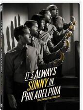It's Always Sunny in Philadelphia Season 9 Series Nine Region 1 New 2 x DVD