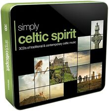 SIMPLY CELTIC SPIRIT (3CD TIN) 3 CD NEUF