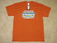 NWT Mens STURGIS 2017 T-shirt Orange Size XL XLARGE