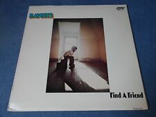 Kay-gees - Find A Friend / Gang Records 1976 Printed USA Funk LP Vinyle