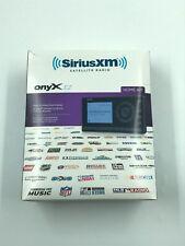 Sirius XM Onnyx EZ Satellite Radio Complete Car Kit Home XEZ1H1
