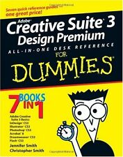 Adobe Creative Suite 3 Design Premium All-in-One Desk Reference For Dummies by J