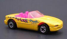 Hot Wheels Mazda Miata MX-5 Basic Wheels