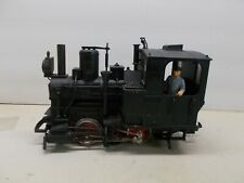 Lgb ~ Undecorated 0-4-0 Steam Locomotive # 2 ~ Missing Light Cover ~G Scale