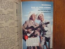 Aug 8-1959 TV Guide(GENE AUTRY/ROY  ROGERS/DONNA REED/DIANE LADD/SHELLEY FABARES